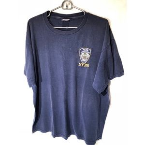 Other - MEN'S 💪🏼 NYPD DECAL TEE